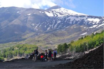 TREKKING SULL'ETNA (crateri laterali) + GOLE ALCANTARA